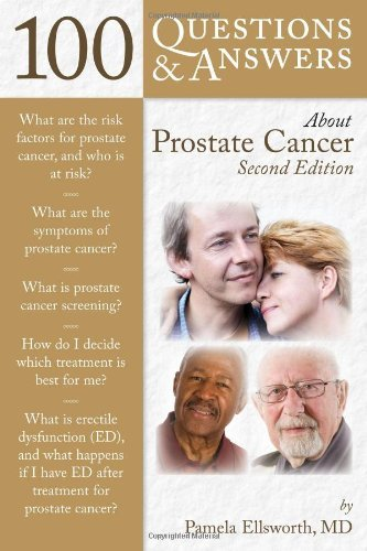 Pamela Ellsworth 100 Questions & Answers About Prostate Cancer 0002 Edition;