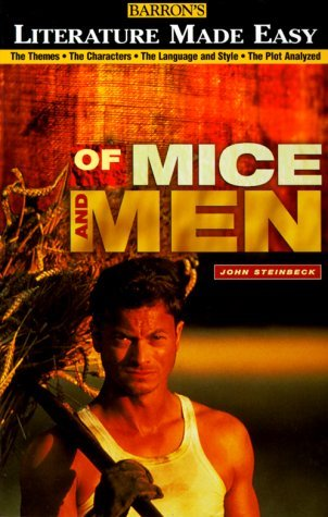 Joan O. Arc Barron's Literature Made Easy Series Your Guide To Of Mice And Men By John Steinbeck