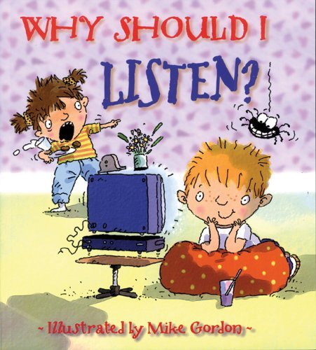 Claire Llewellyn Why Should I Listen?
