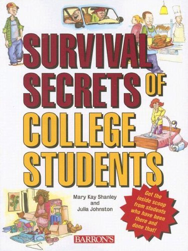 Mary Kay Shanley Survival Secrets Of College Students