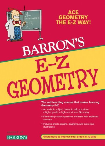 Lawrence S. Leff Barron's E Z Geometry 0004 Edition;