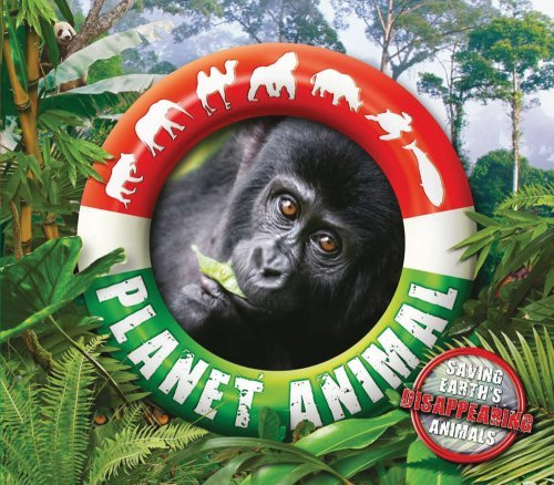 Barrons Educational Series Planet Animal Saving Earth's Disappearing Animals