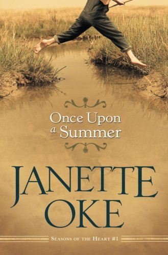 Janette Oke Once Upon A Summer Repackaged