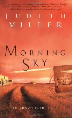 Judith Mccoy Miller Morning Sky Freedoms Path Series #2