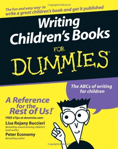 Lisa Rojany Buccieri Writing Children's Books For Dummies