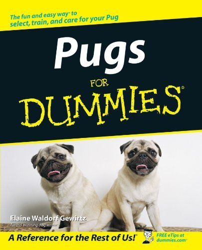Gewirtz Pugs For Dummies