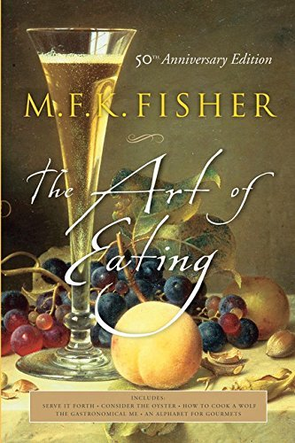 Joan Reardon The Art Of Eating 50th Anniversary Edition 0050 Edition;anniversary