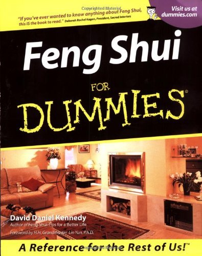 David Daniel Kennedy Feng Shui For Dummies