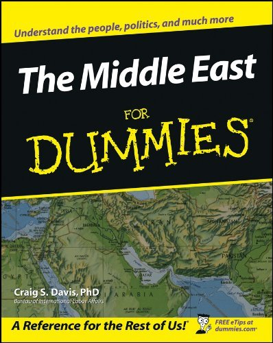 Craig S. Davis The Middle East For Dummies