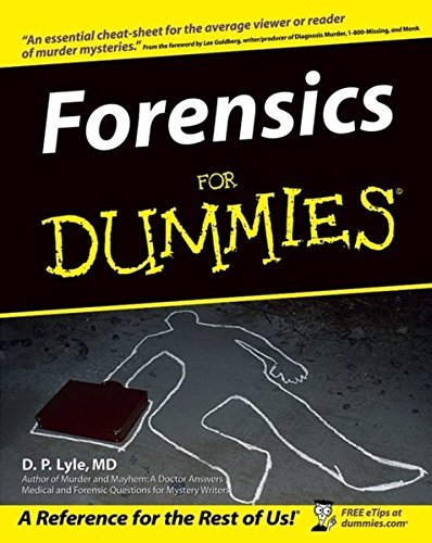 D. P. Lyle Forensics For Dummies