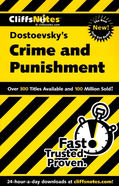 James L. Roberts Dostoevsky's Crime And Punishment