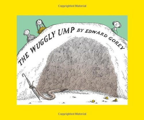 Edward Gorey The Wuggly Ump