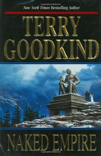 Terry Goodkind Naked Empire