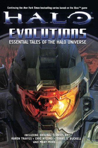 Karen Traviss Evolutions Essential Tales Of The Halo Universe
