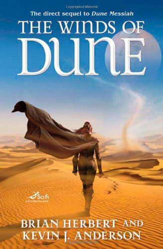 Brian Herbert The Winds Of Dune