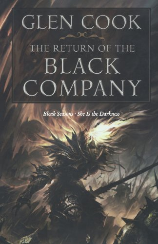 Glen Cook The Return Of The Black Company