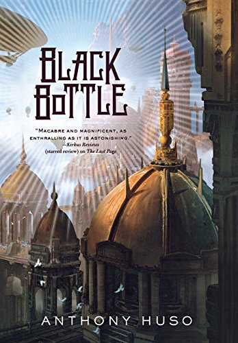 Anthony Huso Black Bottle