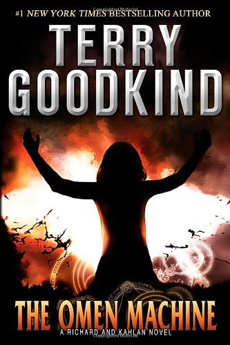 Terry Goodkind Omen Machine The