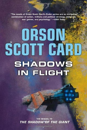 Orson Scott Card Shadows In Flight