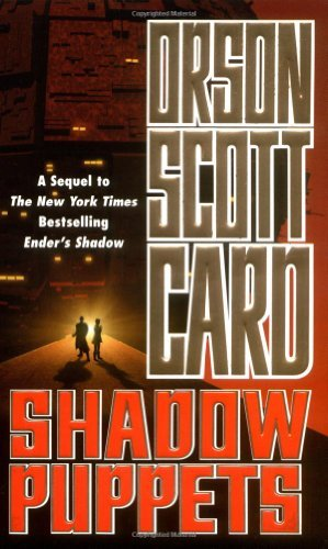 Orson Scott Card Shadow Puppets