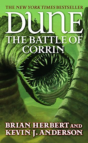 Brian Herbert Dune The Battle Of Corrin Book Three Of The Legends O