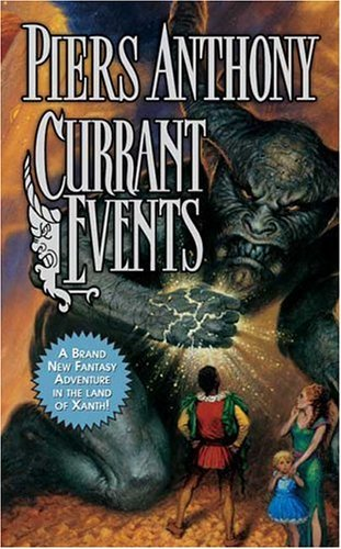 Piers Anthony Currant Events