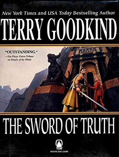 Terry Goodkind The Sword Of Truth Set #02
