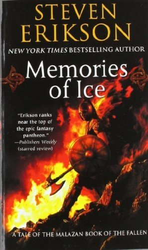 Steven Erikson Memories Of Ice