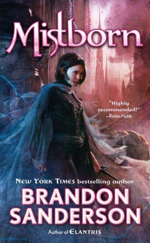 Brandon Sanderson Mistborn The Final Empire