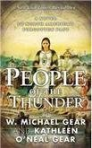W. Michael Gear People Of The Thunder