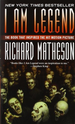 Richard Matheson I Am Legend Rev And Revised