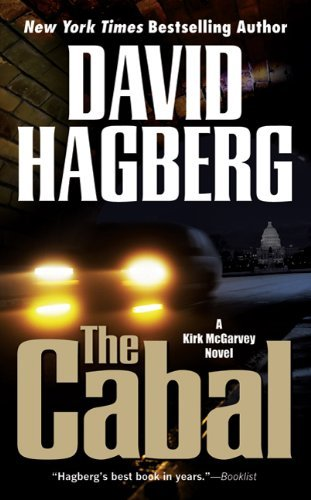 David Hagberg The Cabal A Kirk Mcgarvey Novel