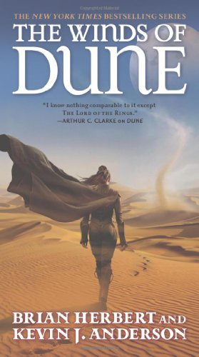Herbert Brian Winds Of Dune The