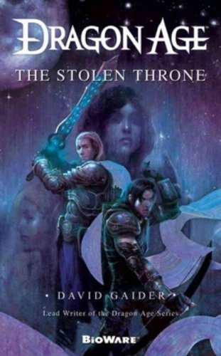 David Gaider The Stolen Throne