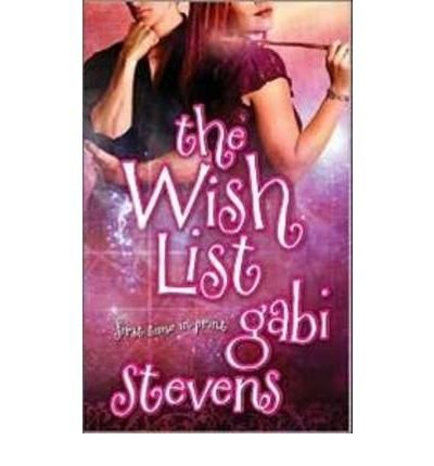 Gabi Stevens The Wish List