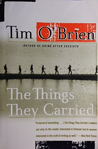Tim O'brien Things They Carried The