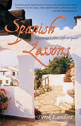 Derek Lambert Spanish Lessons Beginning A New Life In Spain