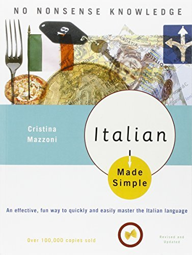 Cristina Mazzoni Italian Made Simple Revised And Updated 0002 Edition;