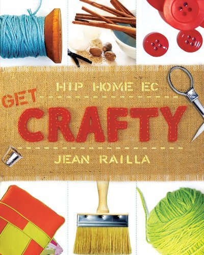 Jean Railla Get Crafty Hip Home Ec