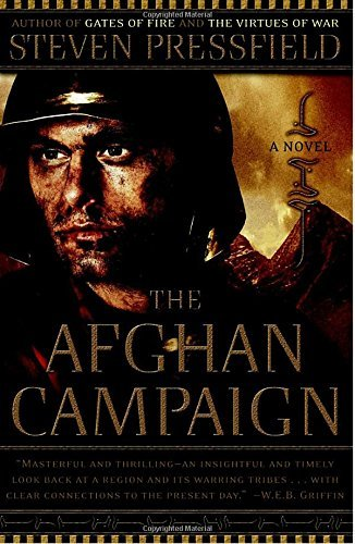 Steven Pressfield The Afghan Campaign