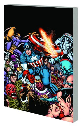 Stan Lee Essential Captain America Volume 2 Revised