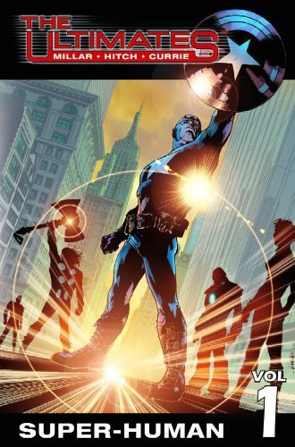 Mark Millar Ultimates Volume 1 Super Human