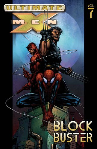 Brian Michael Bendis Ultimate X Men Volume 7 Blockbuster Direct