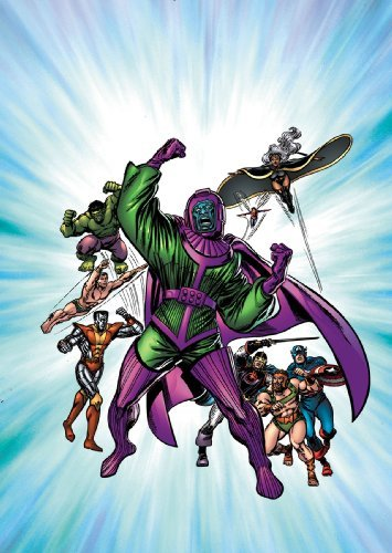 Marvel Comics Avengers Kang Time & Time Again