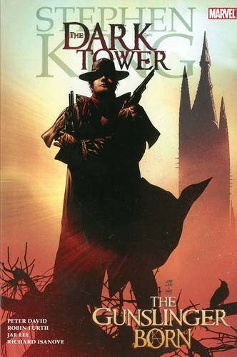King Stephen Dark Tower The Gunslinger Born Premiere Hc