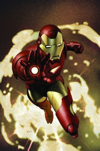 Warren Ellis Iron Man Extremis Tpb