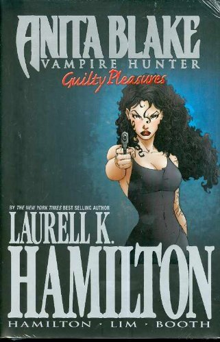 Laurell K. Hamilton Anita Blake Vampire Hunter Volume 2 Guilty Pleasures