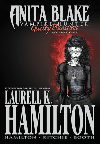 Laurell K. Hamilton Anita Blake Vampire Hunter Volume 1 Guilty Pleasures