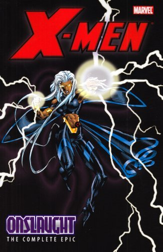 Mark Waid X Men The Complete Onslaught Epic Book 3