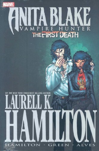 Laurell K. Hamilton Anita Blake Vampire Hunter The First Death